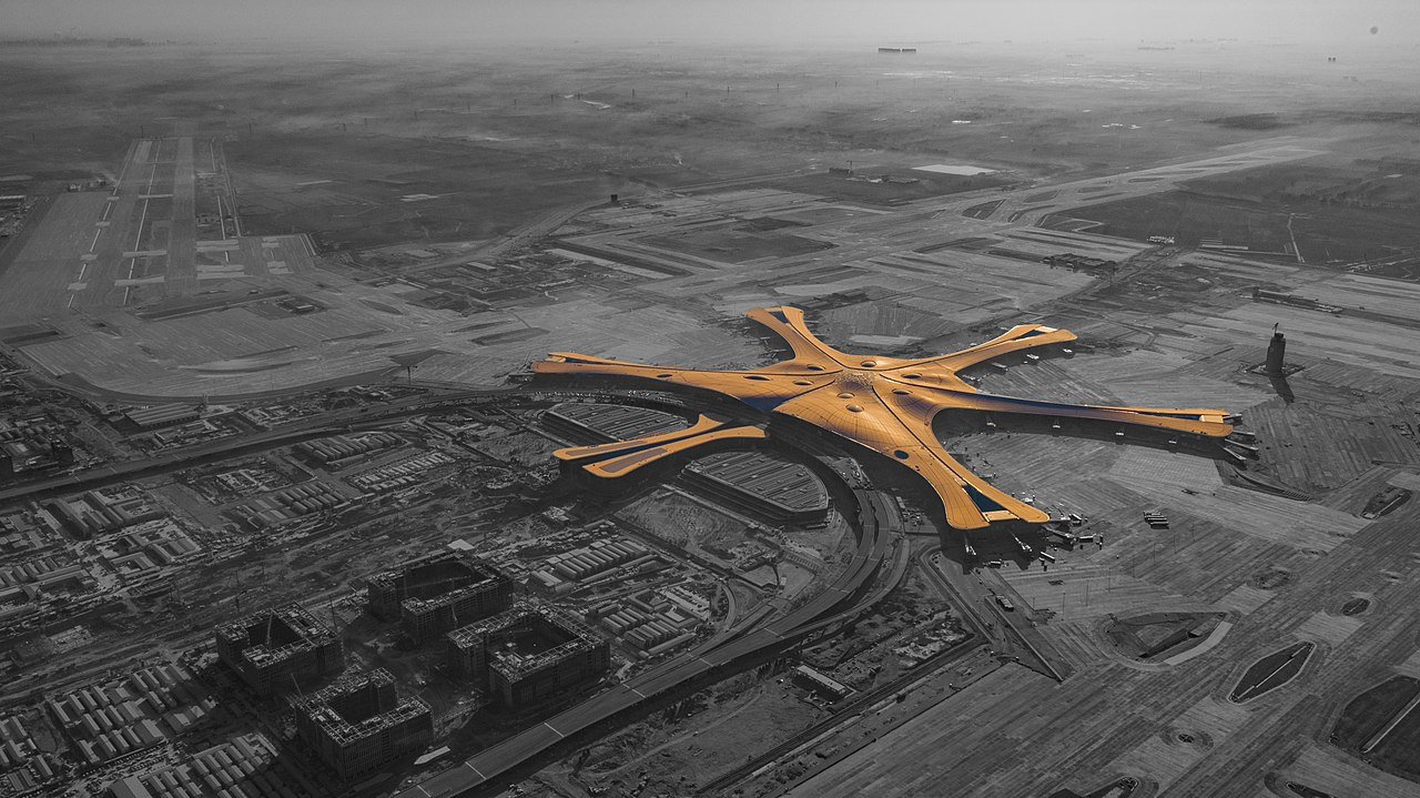 BEIJING DAXING AIRPORT - Starfish airport